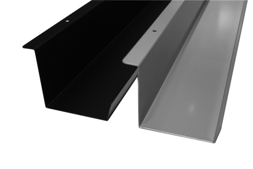 Cable Tray - Silver 1