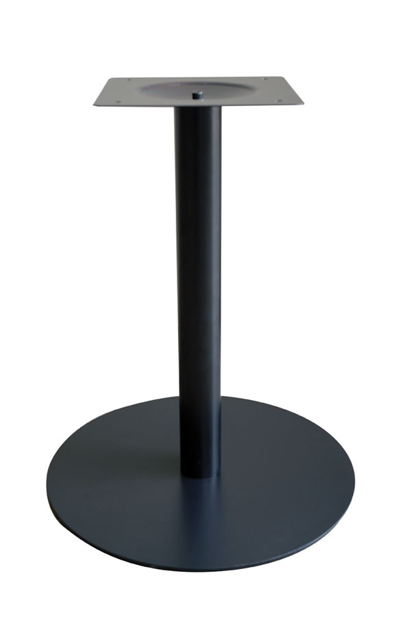 Column leg A-Black (Menu Item: Column leg A-Silver)