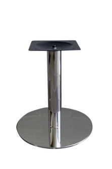 Column leg A-Chrome