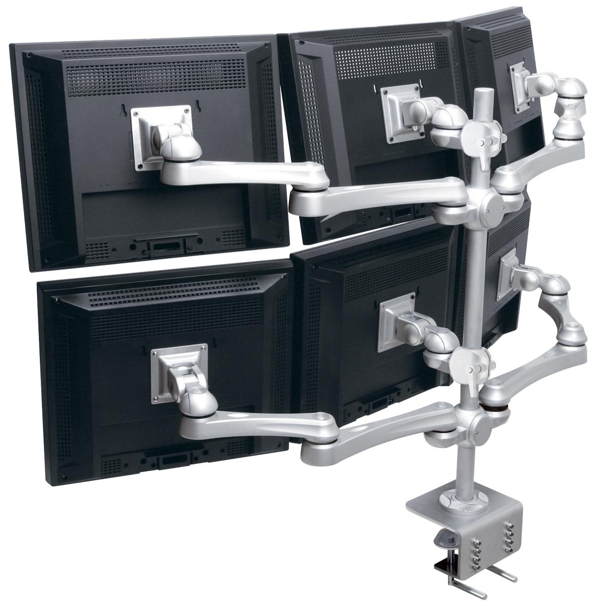 Desk Monitor Stand - Hexa Monitor Arm LA-518-1